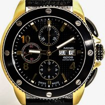 Epos Sports Expensive Caliber VJ 77500 Automatic Chronograph
