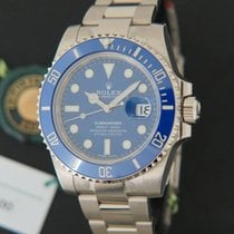 Ρολεξ (Rolex) Submariner Date White Gold NEW 116619LB