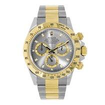 Rolex DAYTONA Steel & 18K Yellow Gold Grey Dial