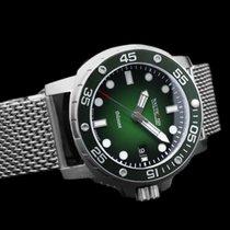 Nauticfish Acciaio 43mm Automatico Thûsunt gruoni vintage w/ steel bracelet nuovo