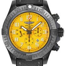 Breitling Avenger Hurricane Steel 50mm Black