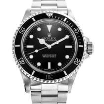Rolex Watch Submariner 5513