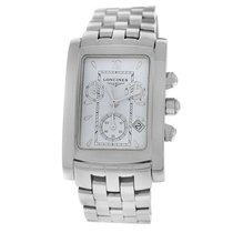Longines DolceVita Steel 28mm White Arabic numerals United States of America, New York, New York