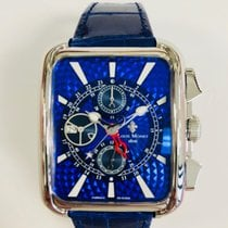 Louis Moinet Stål 41mmmm Automatisk ny