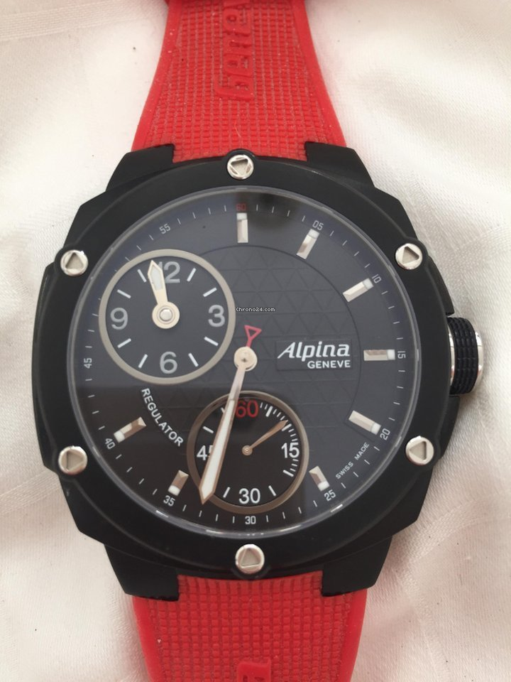 Alpina Avalanche AL650X5AE24/6 подержанные