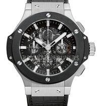Hublot Big Bang Aero Bang new 2019 Automatic Chronograph Watch with original box and original papers 311.SM.1170.GR