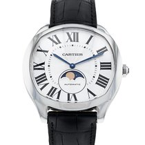 Cartier Drive de Cartier pre-owned 41mm Steel