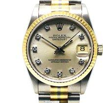 Rolex Automático 1985 usados Datejust (Submodel)