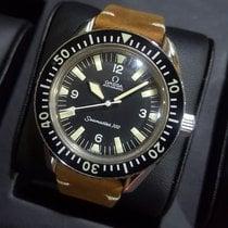Omega Seamaster 300 Acier 42mm Noir Sans chiffres