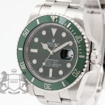 Rolex 116610LV Stahl Submariner Date 40mm