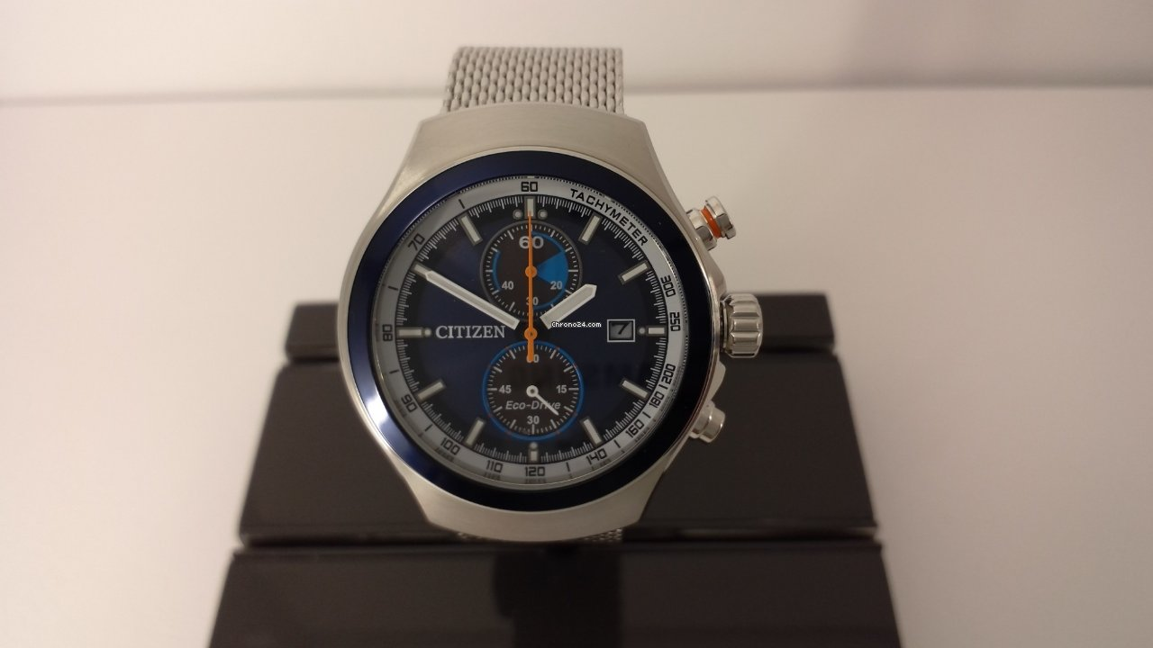 Citizen CHRONO BLU for  205 for sale from a Seller on Chrono24 d436c77cef