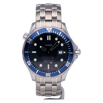 Omega 2221.80.00 Staal Seamaster Diver 300 M 41mm