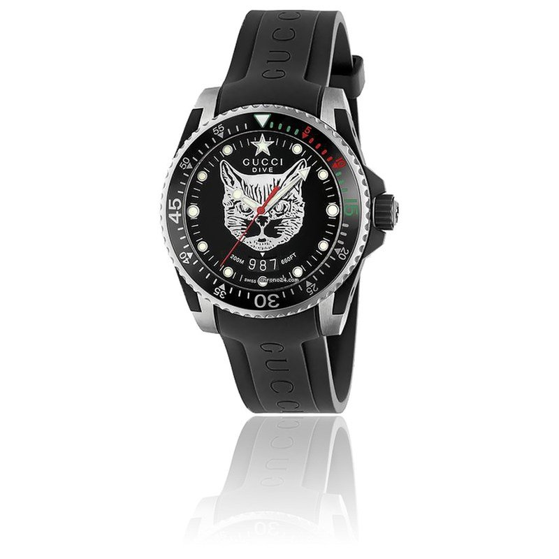 66c2c94a0f6 Gucci Dive - all prices for Gucci Dive watches on Chrono24