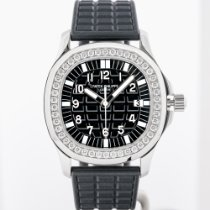 Patek Philippe Aquanaut Steel 35.6mm Black Arabic numerals United States of America, Massachusetts, Boston