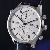 IWC Portuguese Chronograph IW371214 2006 new