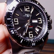 Ball 42mm Automatic 2010 pre-owned Engineer Hydrocarbon (Submodel) Black