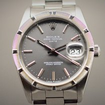 Rolex Oyster Perpetual Date 15210 1991 occasion