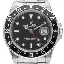 Rolex GMT-Master gebraucht 40mm Stahl