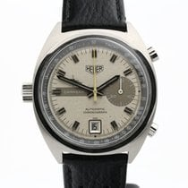 Heuer Steel 38mm Automatic 1553 S pre-owned