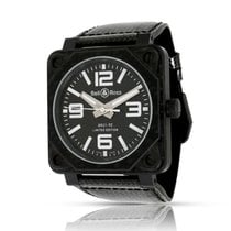 Bell & Ross BR 01-92 Carbon 45mm Black Arabic numerals United States of America, New York, New York