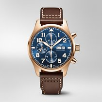 IWC Pilot Chronograph new Automatic Chronograph Watch with original box and original papers IW377721