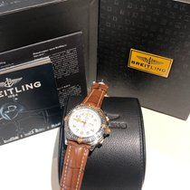 Breitling Crosswind Special Gull/Stål 44mm Arabisk