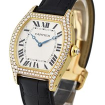 Cartier Tortue WA503751 tweedehands
