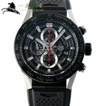 TAG Heuer Carrera Calibre HEUER 01 45mm Black United States of America, California, Los Angeles
