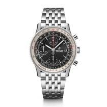 Breitling Navitimer Heritage nuevo Automático Cronógrafo Reloj con estuche y documentos originales A13324121B1A1