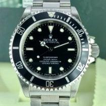Rolex Submariner (No Date) новые 2010 Автоподзавод Часы с оригинальными документами и коробкой 14060M