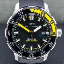 IWC Aquatimer Automatic 2000 Otel 44mm Negru Arabic
