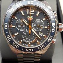 TAG Heuer Formula 1 Quartz nieuw 2019 Quartz Chronograaf Horloge met originele doos en originele papieren CAZ1014.BA0842