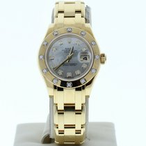 Rolex Lady-Datejust Pearlmaster 80318 1990 usados