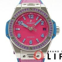 Hublot Big Bang Pop Art Steel 39mm Pink