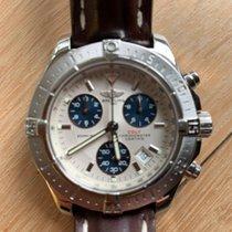 Breitling Colt Chronograph Acier 41mm Argent Sans chiffres
