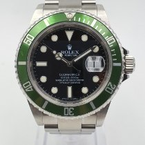 勞力士 Submariner Date 16610LV 2009 二手
