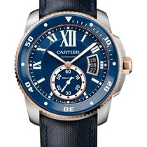 Cartier Calibre de Cartier Diver W2CA0009 2018 pre-owned