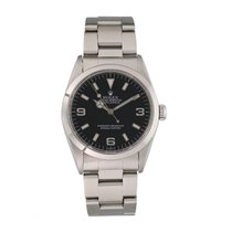 Rolex 14270 Steel 1999 Explorer 36mm pre-owned United States of America, New York, New York
