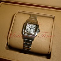 Cartier Santos Galbée new Automatic Watch with original box and original papers W20054d6