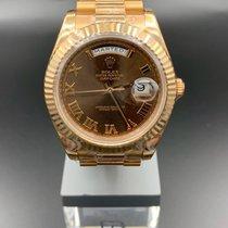 Rolex Day-Date 40 Oro rosa