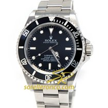 Rolex Submariner No Date Black Dial