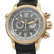 Jaeger-LeCoultre Master Compressor Extreme World Chronograph Rose gold 46mm United States of America, New York, New York