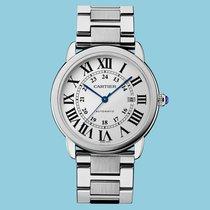 Cartier Ronde Solo de Cartier Steel 42mm Roman numerals
