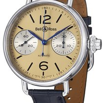 Bell & Ross Vintage Steel Champagne United States of America, New York, Brooklyn