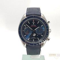 Omega Speedmaster Professional Moonwatch Moonphase Stahl 44mm Blau Keine Ziffern Deutschland, Bietigheim-Bissingen
