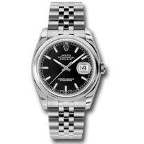 Rolex Datejust 116200 BKSJ new