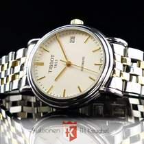 Tissot 1853 Ballade Automatic Stahl / Gold ETA 2824-2 Full Set...