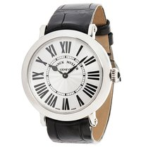 Franck Muller 8035 QZ R Unisex Watch in Stainless Steel