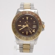 Rolex Vintage GMT Master 1675 Unpolished