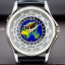 Patek Philippe 5131G-010 World Time Enamel Dial 18K White Gold...